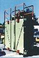 Клети шахтные неопрокидные для вертикального одноканатного подъема НОВ