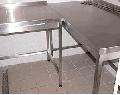 Столы из нержавеющей стали, торговое оборудование