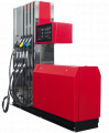 Комбинированные колонки  Оборудование для автозаправок  ШЕЛЬФ 200-4 LPG