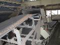 Комплекс У13-УКЗ загрузки зерносклада для перемещения зерна вдоль зерносклада и разгрузки его в любой точке транспортируещегося устройства, а также для обеспечения прохода рабочего персонала при обслуживании, наблюдении за работой механизмов и загрузкой