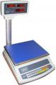 Торговые электронные весы ВТЕ-Т2-СМ до 15,30 кг.