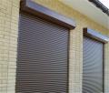Роллети захисні алюмінієві для вікон