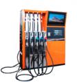 Комбинированные колонки бензин+пропан  шельф 300-4s lpg