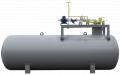 Стационарные подземные модули для раздачи пропан-бутановой смеси   Оборудование для сжиженного газа АГЗС   Оборудование для реализации сжиженного газа