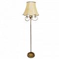 Lock floor lamp