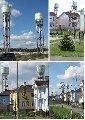 Водонапорные башни по 300м.куб.