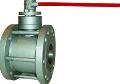 Кран шаровой полнопроходный ВКМ.C-DN-PN ( BKM.C-DN-PN) с эластичным уплотнением в затворе на температуру до 200°C  для жидких и газообразных рабочих сред с температурой до 200°С