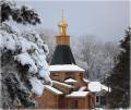 Церкви, храмы из бруса