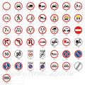 Дорожные знаки Запрещающие знаки