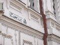 Указатель улицы и номер дома для размещения названия улицы, проспекта, переулка, проезда, площади на стенах зданий, расположенных на них.