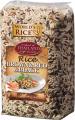 Rice Brown&Red&Black (смесь риса коричневого, красного и черного) 500г / ТМ World's rice