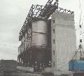 Аппараты емкостные для хранения газов или жидкостей, объем -  300 м.куб