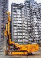 Установка буровая механическая CMV TRM 35/21 для строительства фундаментов