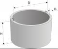 Колодцы канализационные  Кольцо КЦ 10-6