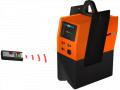 Грузоподъемный магнит с батарейным питанием типа BM и BMP