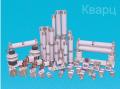 Предохранители высоковольтные плавкие серии ПКТ на 6, 10, 35 кВ, ток 2-200А, серии ПКН на 10, 35 кВ