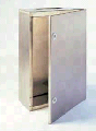 Шкаф распределительный из нержавеющей стали