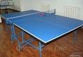 Стол для настольного тенниса СпС 3.1. (ламинированная плита ДСП толщиной 16 мм, вертикально сборной,