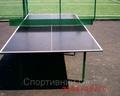Стол для настольного тенниса уличный всепогодный с креплением к земле