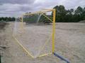 Разметка для пляжного футбола