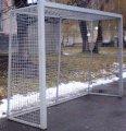 Ворота для минифутбола или гандбола 3000х2000 стальные, антивандальные ss00011