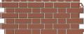 Фасадные панели, сайдинг FineBer серия Облицовочный кирпич