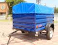 Прицеп к легковым автомобилям КрКЗ-100, высота борта 350 мм
