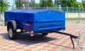 Прицеп грузовой КрКЗ-220 для легкового автомобиля