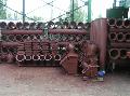 Трубы норийные к НЦ и самотечные круглого сечения для транспортирования зерна, изготавливаются из стали и соединяются между собой фланцами для монтажа прямых участков самотечных коммуникаций элеваторов и норий