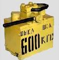 Держатель магнитный ДМ-1000 для захвата и транспортировки штучных плоских заготовок из ферромагнитных материалов в цехах металлоконструкций и механических.