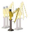 Манипулятор сбалансированный пневматический МСП-250К1 для перемещения штучных грузов массой до 250 кг при погрузочно-разгрузочных, монтажных, сборочных и пр. работах, в т.ч. для взвешивания