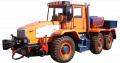 Мотовоз маневровый ММТ-3 на базе трактора ХТА-300