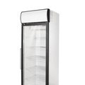Refrigerating case with a glass door of Polair (Polair) of DP107-S