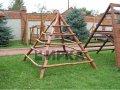 Детская деревянная лестница