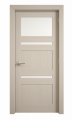 Двери межкомнатные из массива натуральное дерево Модель  MARGO 3