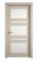 Двери межкомнатные из массива натуральное дерево Модель MARGO 5