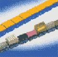 Цепи роликовые с полимерными блоками