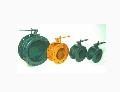 Заслонки дроссельные ЗД-15...ЗД-500 для плавного регулирования расхода газа или воздуха на газоиспользующем оборудовании