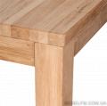 Стол Johns из натурального дерева (дуб)2000*1000*780 мм  для баров, ресторанов, кафе.