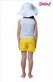 Шорты желт 21103 детские