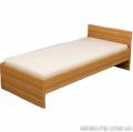 Экологически чистая кровать Жак 1 из натурального дерева цена УКраина