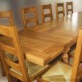 Мебель из натурального дуба  комплект Fermer С