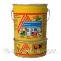 Двухкомпонентное эпоксидное покрытие Sika Sikafloor 2530W на водной основе для складов, автостоянок, гаражей и производственных помещений, 6 кг