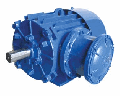 Electric motors the AIU, AIMM, VAIU explosion-proof series for the drive of stationary machines in explosive productions of coal, oil and gas, chemical industry