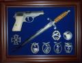 Картина с оружием  №34