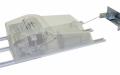 Лебедка для люстры Aladdin, США 317кг боковая установка