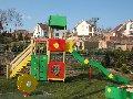 Дитячий ігровий комплекс ІЗ055