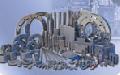 Твердосплавные и керамические износостойкие детали – форсунки, штампы, ножи и другие изделия, требующие высокой износостойкости