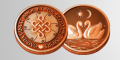 Монеты обереги любви