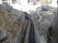 Сети водо- теплоснабжения и канализации